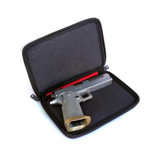 "RC-Tech RC-97111 Pistol Hard Bag For Guns Up To 6"" Barell"