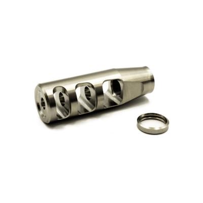 JP Enterprises JPTRE3-2TI Competition Series Compensator - Titanium