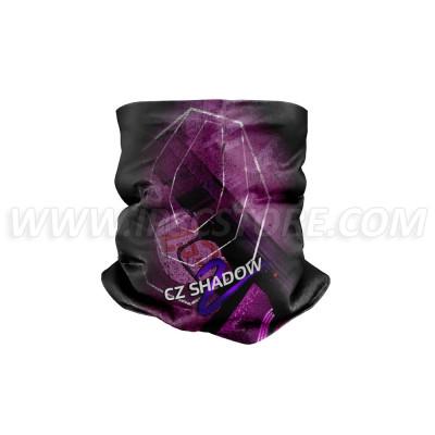 DED CZ Shadow 2 Purple Head Wrap