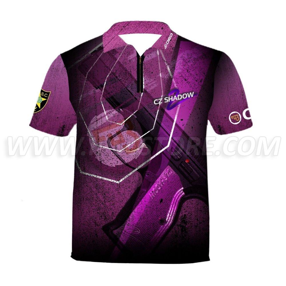 DED Technical Kit 2 CZ Shadow 2 Purple Theme