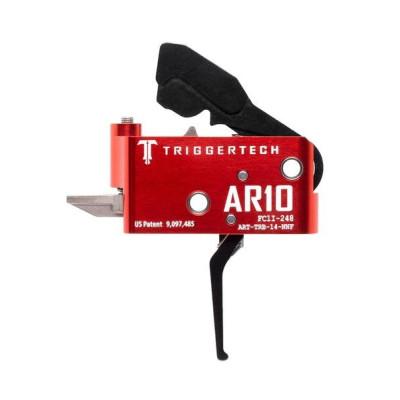 TriggerTech AR10 Diamond Flat Black