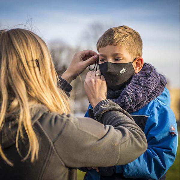 HELIKON-TEX Reusable Face Mask Profiled Universal