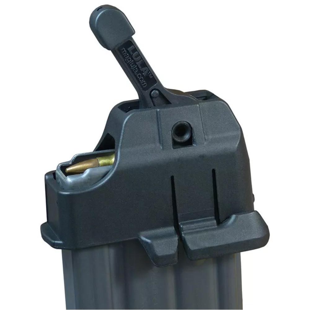 Заряжатель & разряжатель магазинов LULA™ для M-16 / AR-15 - LU10DG - Тёмнозеленый