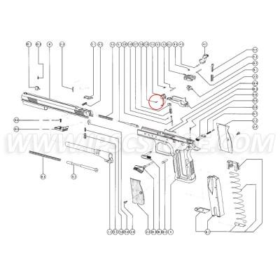 Tanfoglio Trigger Bar Pin