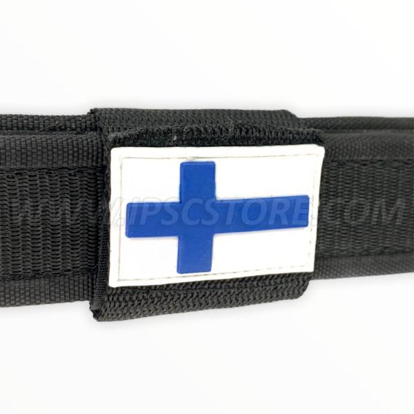 IPSC Belt Loop with Finnish Flag