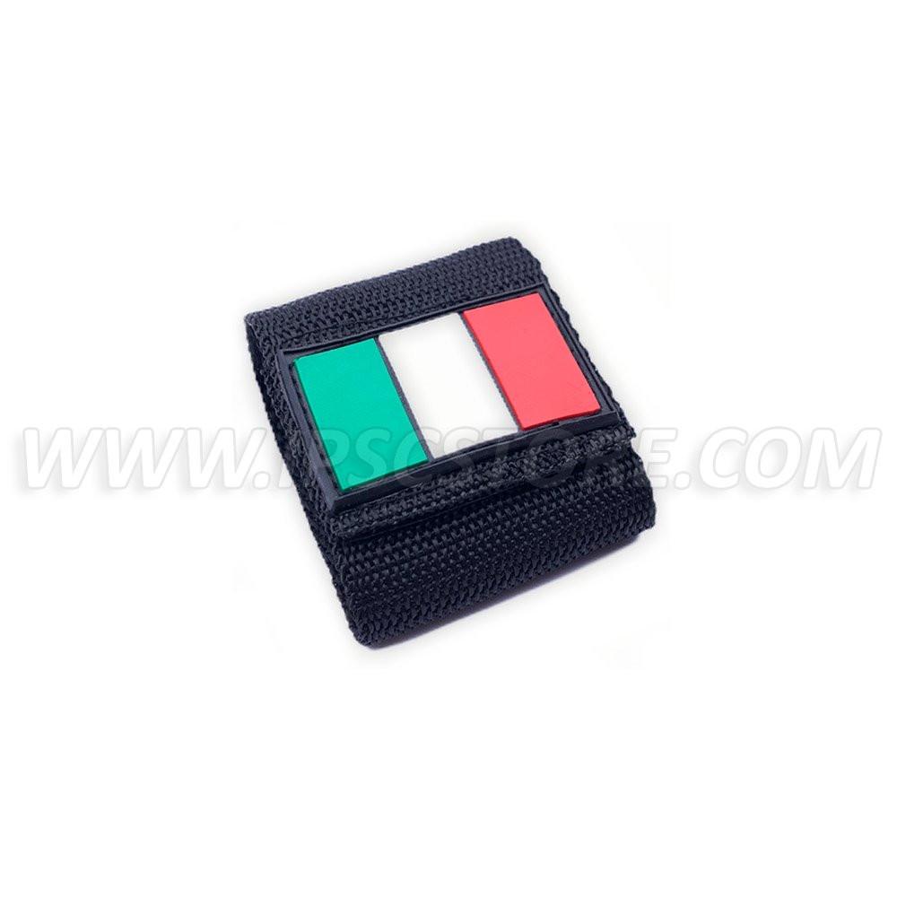 IPSC Belt Loop with Italian Flag
