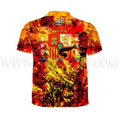 DED Spain T-shirt