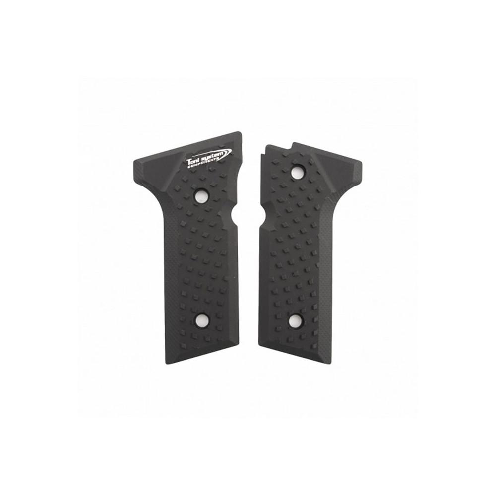 TONI SYSTEM GBM9A3V Vibram Grips for Beretta 92X Full Size