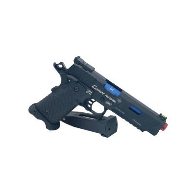 Laser Ammo Recoil Enabled Training Pistol - 2011 STI Combat Master- Co2 - 780IR laser