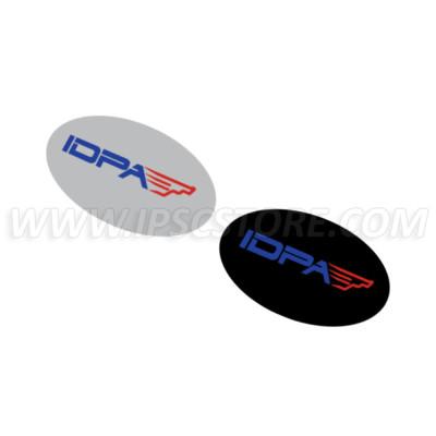 IDPA Sticker - 75x45mm
