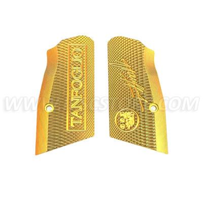 Tanfoglio Xtreme Grip Pro Edition Brass