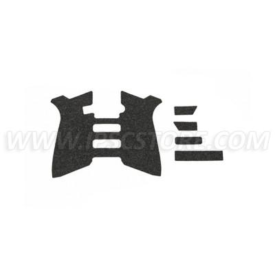 TONI SYSTEM GRIP19XG5 Grip Tape for Glock 19X Gen5