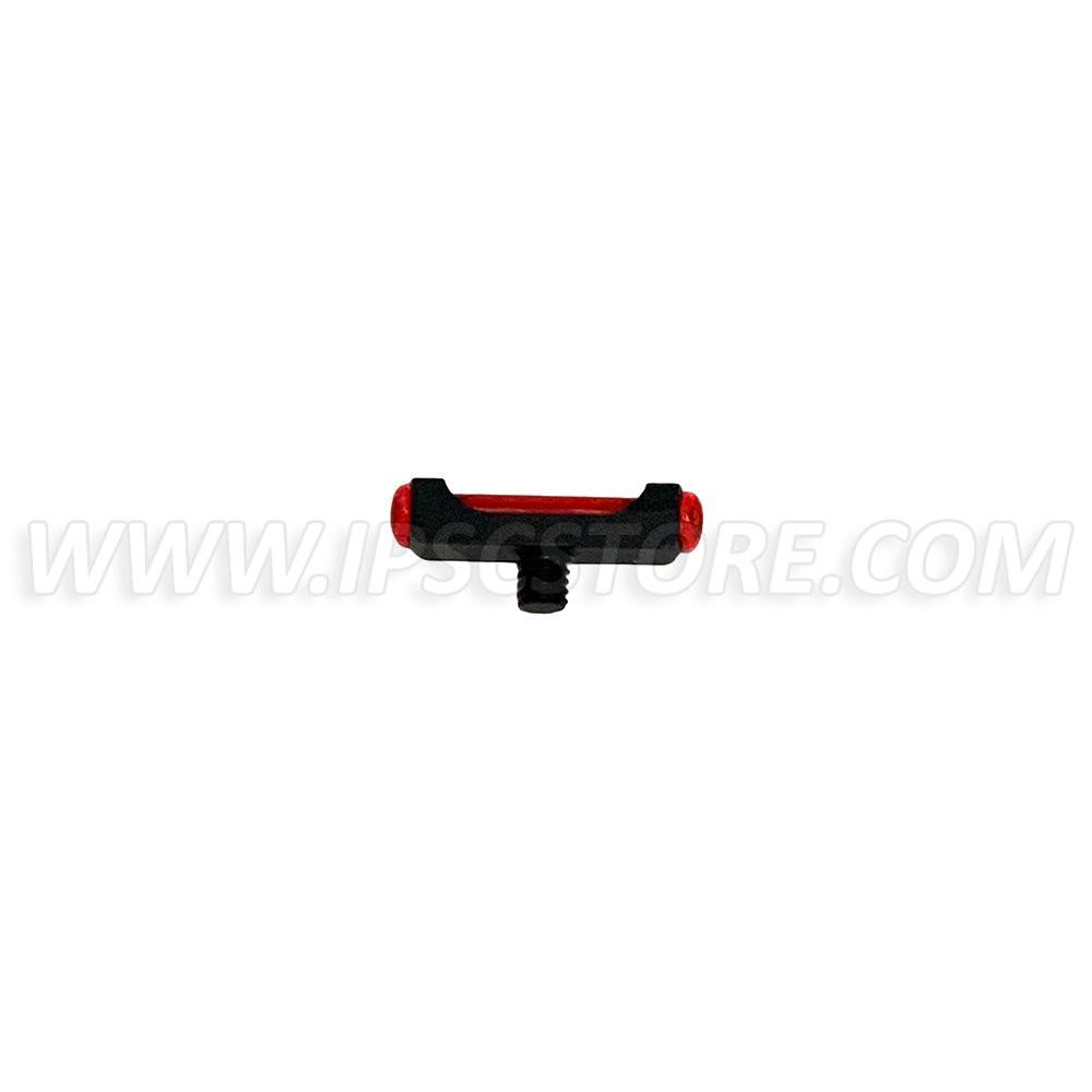 Toni System MR26 Hunting Threaded Sight 2,0mm Red & 2,6mm diameter, length 12mm