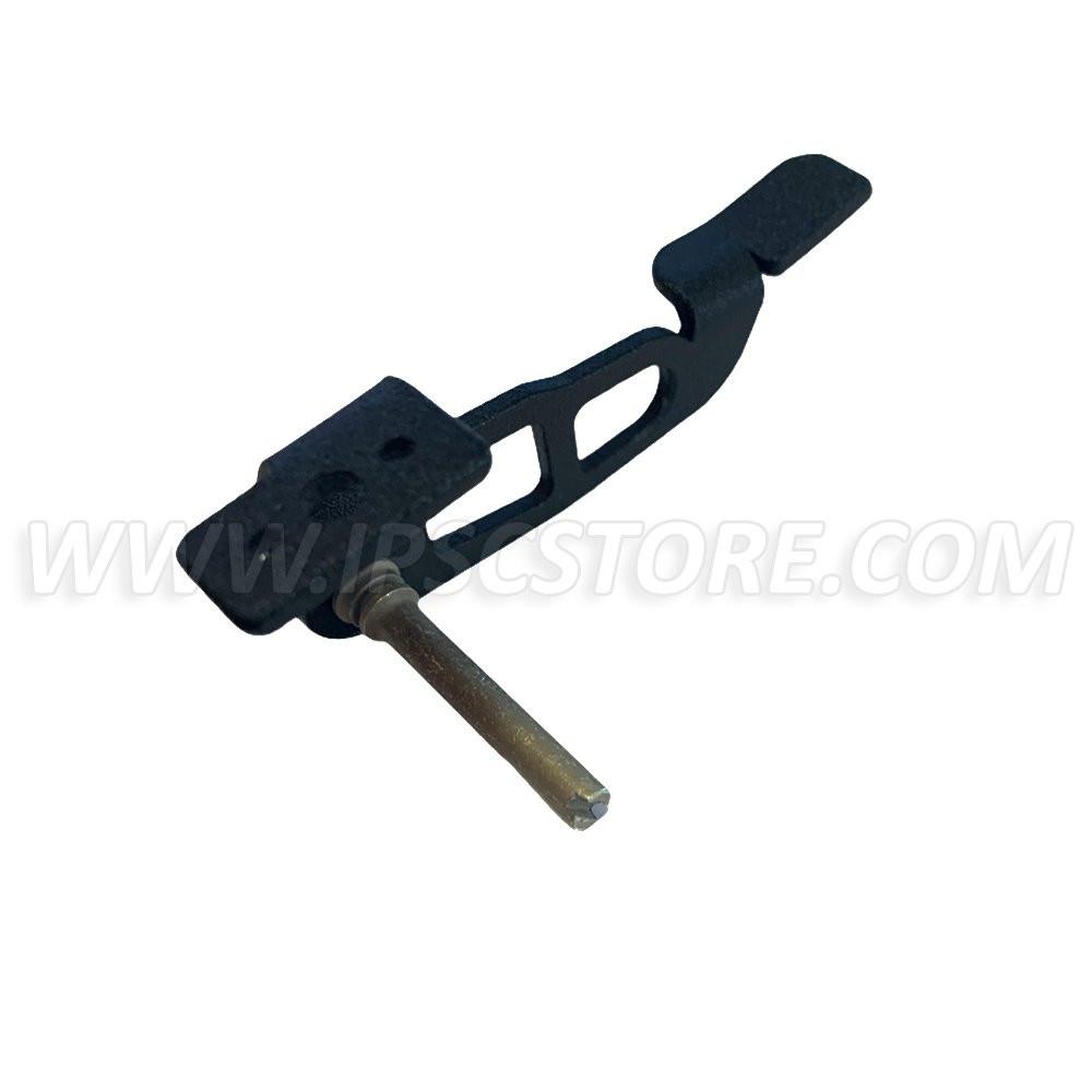Custom Guns 00064 Slide Stop for Saiga 12/Vepr VPO-205/206