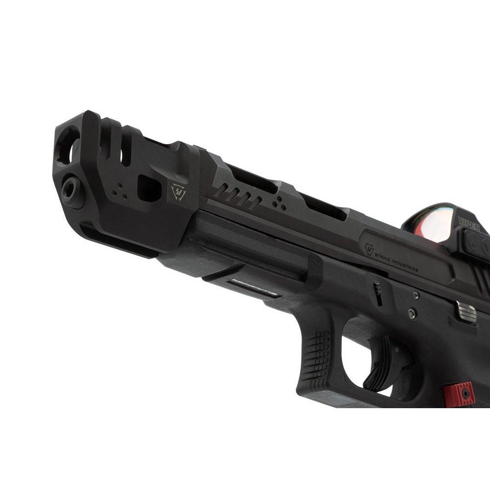 Strike Industries SI-G4-MDCOMP-C Mass Driver Compensator for Glock 19 Gen4