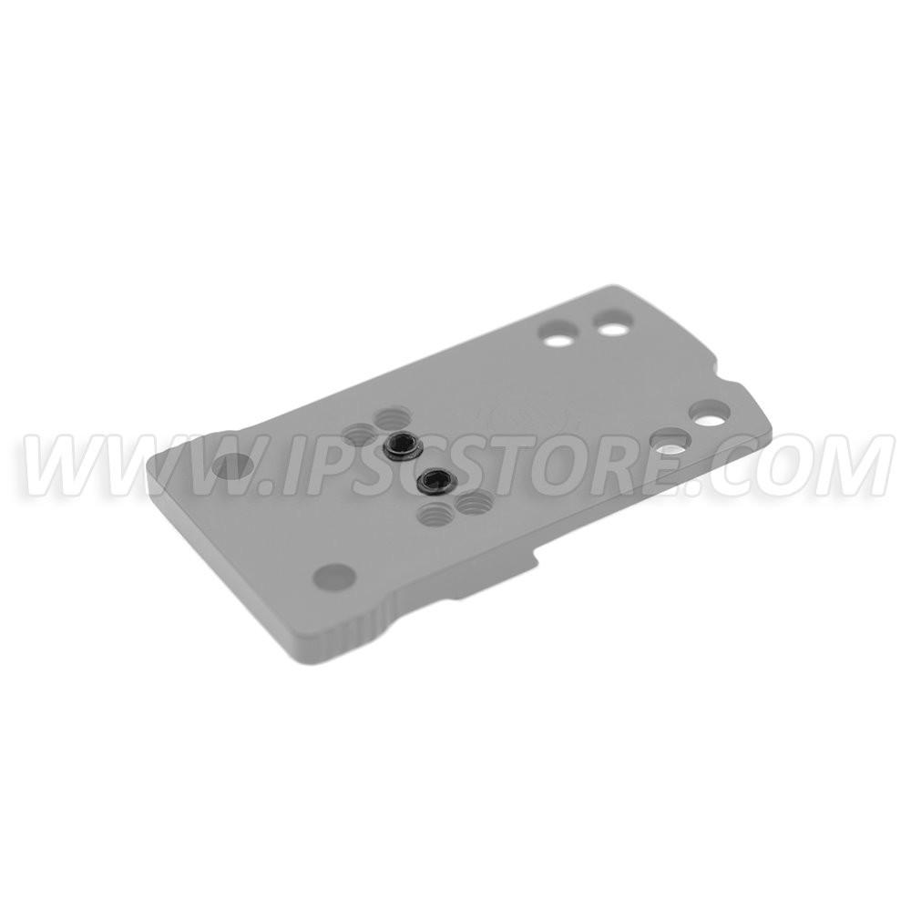 Hex Socket Set Slide Lock Screw for Eemann Tech Red Dot Mount V1 - 2 pcs./Set