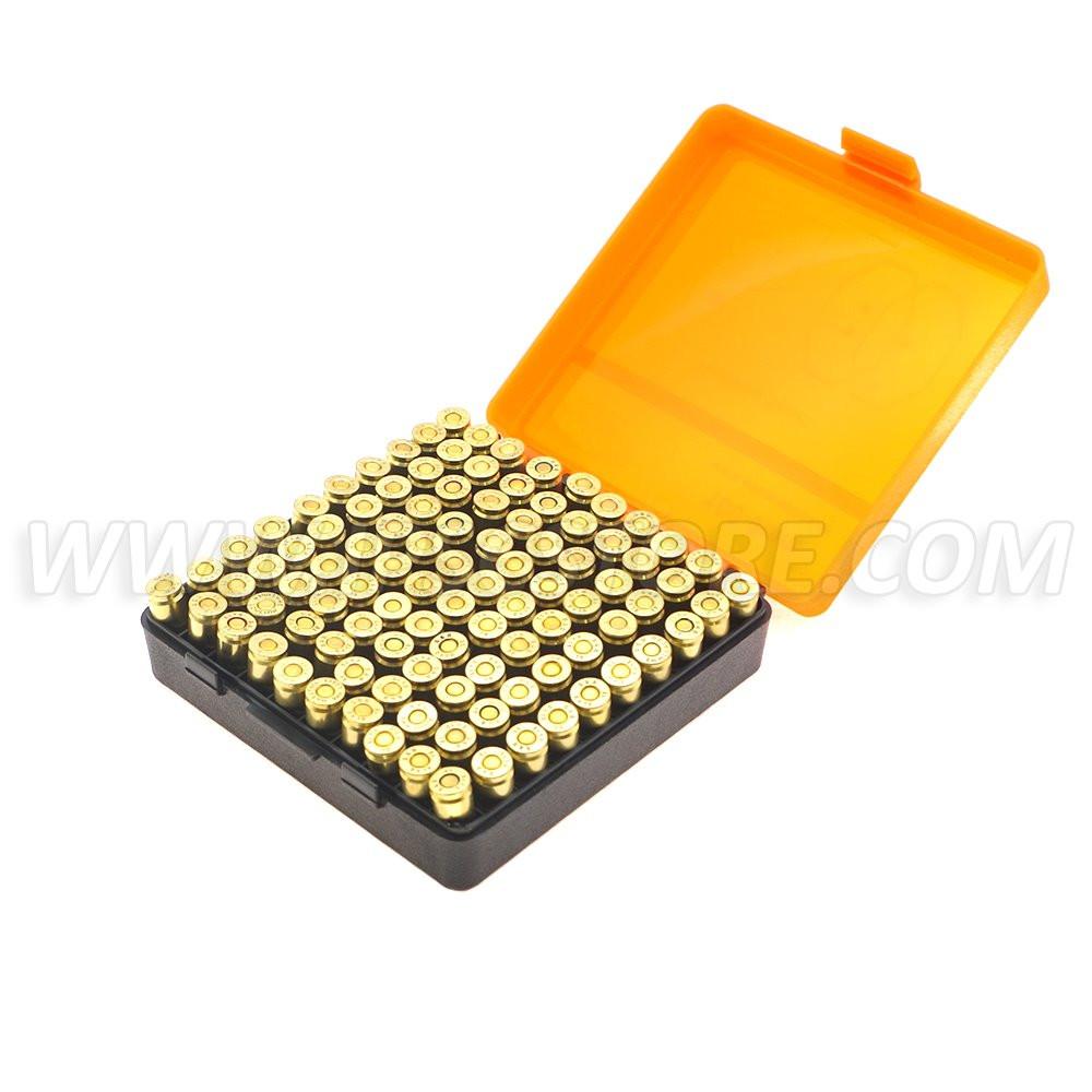 IPSCStore Pistol Ammo Box - 100 rounds