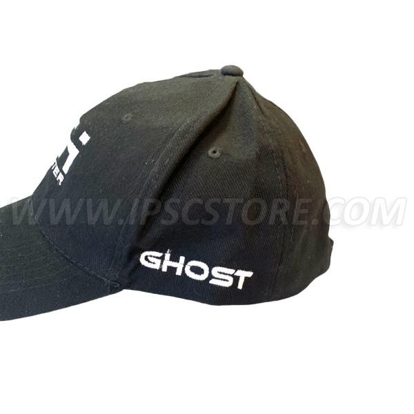 GHOST Cap Black