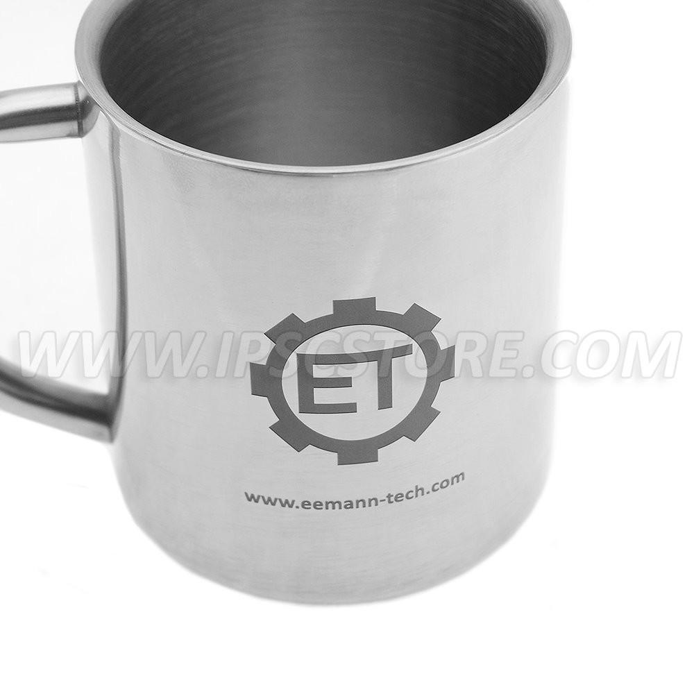 Eemann Tech Steel Mug 210ml