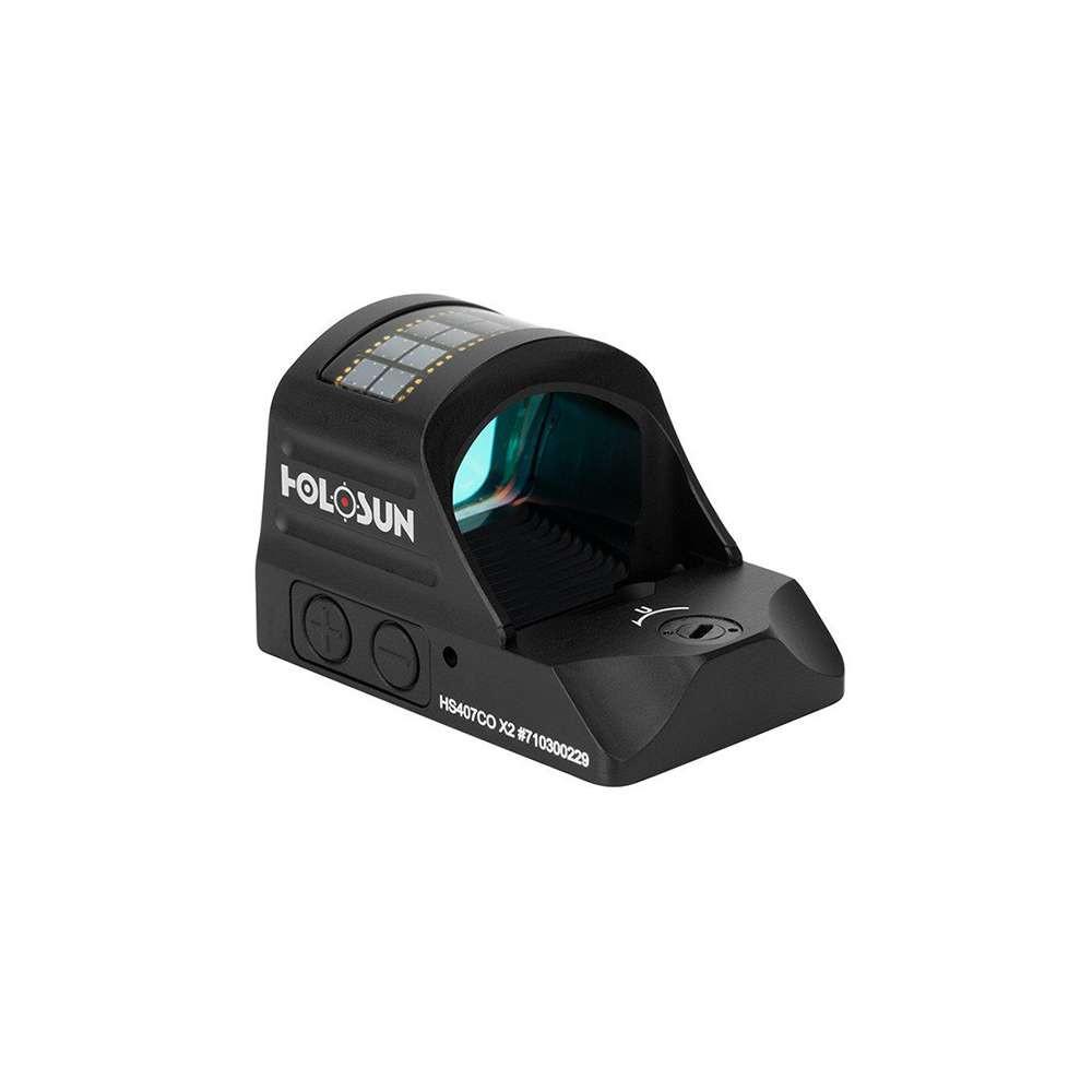 Коллиматорный прицел Holosun HS407CO-X2