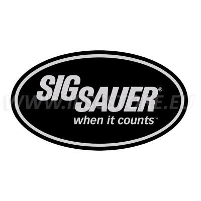 SigSauer Sticker, 140x85mm