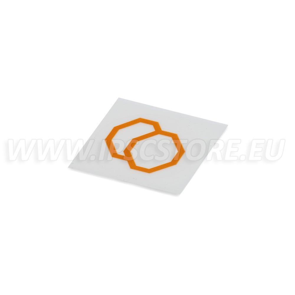 IPSCStore Logo Sticker Small, 2,5 cm